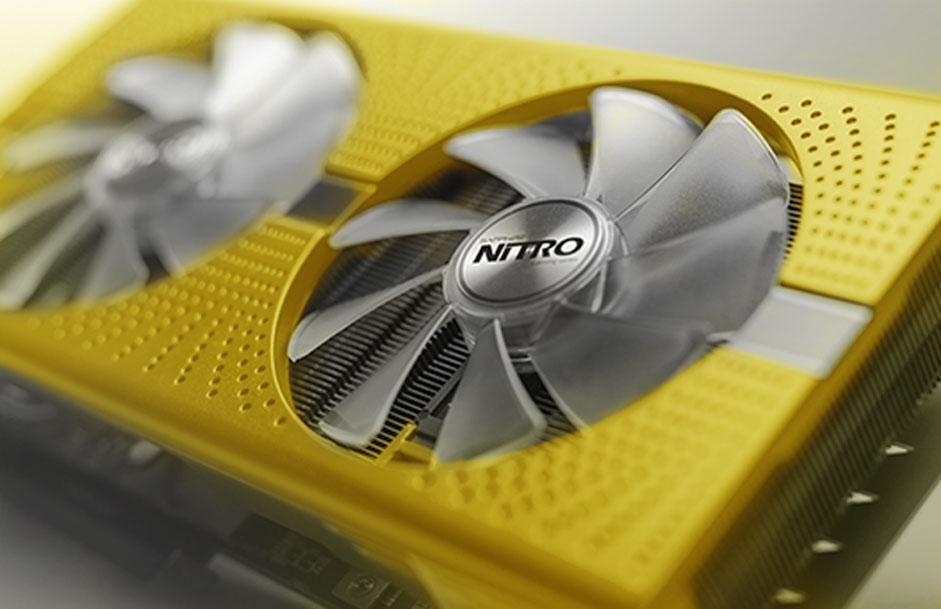 NITRO + RX 590 8GB AMD 50 Gold Edition