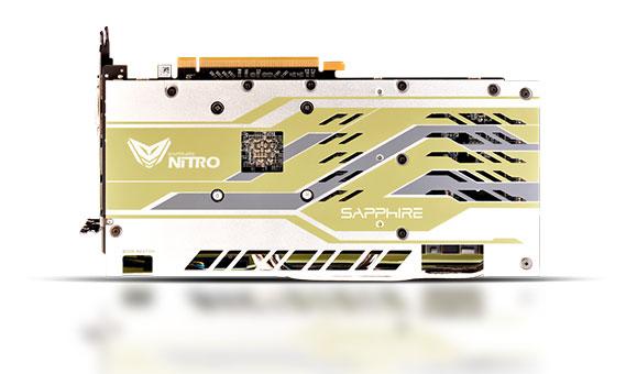 SAPPHIRE NITRO+ RADEON RX 590 8G GDDR5 DUAL HDMI / DVI-D / DUAL DP