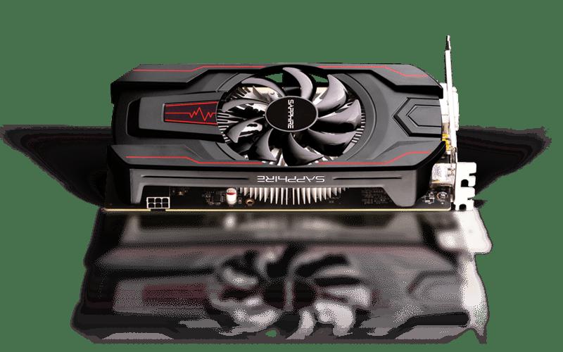 SAPPHIRE PULSE Radeon RX 560 4GB GDDR5 14 CU
