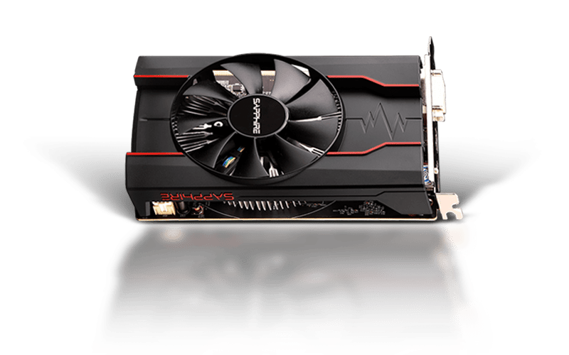 SAPPHIRE PULSE Radeon RX 550 2GB GDDR5