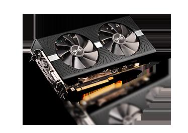 SAPPHIRE NITRO+ Radeon RX 590 8GB Special Edition for